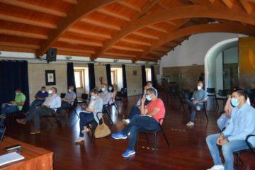 A Xunta asesorou en Mos aos concellos pontevedreses en directrices da paisaxe