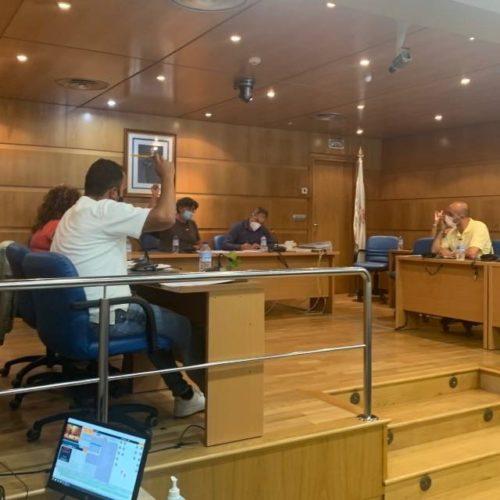 O Porriño aprobou por unanimidade máis de 700 millóns € para acción municipal