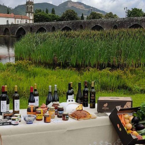 O Mercado Agrolimiano já chegou ao comércio local na Alemanha