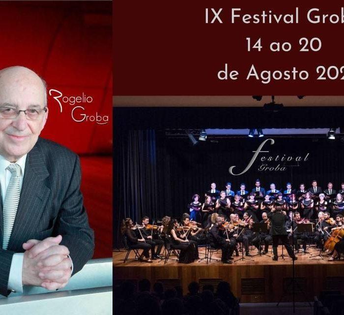 Ponteareas presentou o IX Festival Groba 2021