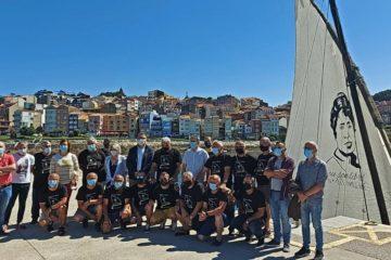 Asociacion Piueiro da Guarda realiza rutas marítimas gratuítas dentro do Camiño Portugués pola Costa