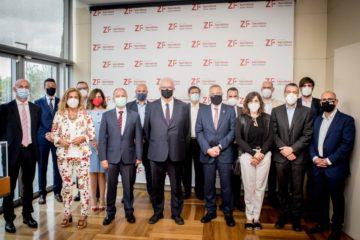Zona Franca de Vigo estivo presente no Mobile World Congress en Barcelona