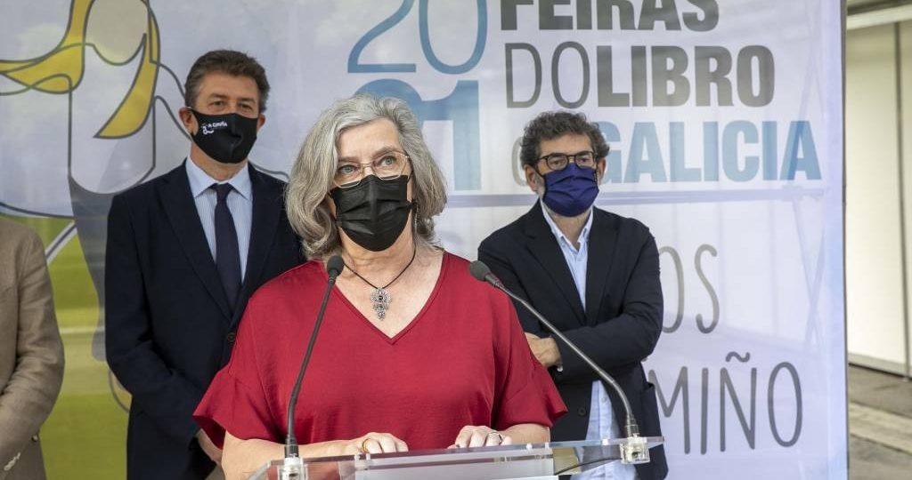 Concello reforza na Feira do Libro o seu apoio ao sector libreiro coruñés