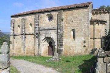 Restauran a igrexa de Pombeiro, unha das xoias románicas da Ribeira Sacra