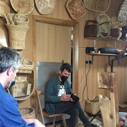 Mondariz da a coñecer a súa tradición cesteira