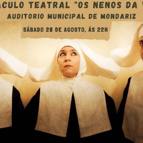Mondariz aposta polo teatro de prestixio na súa programación de verán