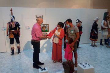 Visitante 14.000 á exposición 'Os nosos entroidos' en Ourense
