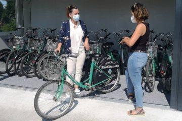 Salvaterra pon en marcha servizo gratuíto de bicicletas