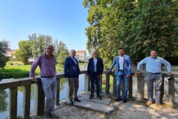 Zona Franca analizará a economía de Caldas de Reis, Catoira, Cuntis e Ponte Caldelas