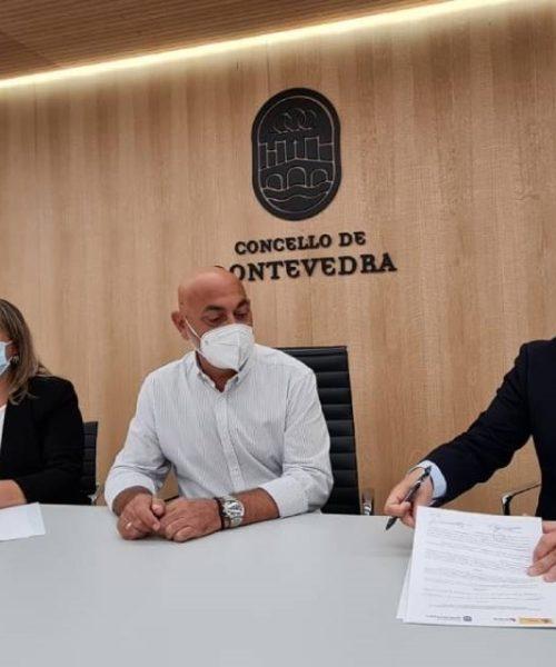 Plan Estratéxico entre a Zona Franca e o Concello de Pontevedra