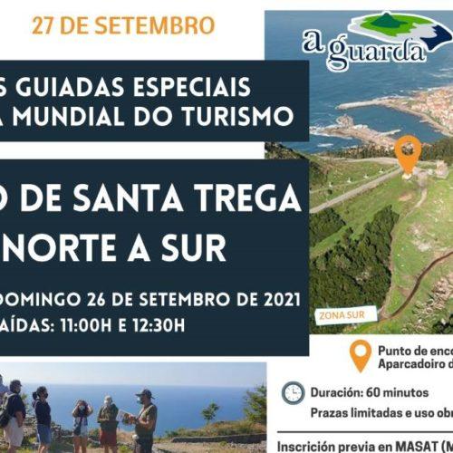 Día Mundial do Turismo na Guarda con visitas guiadas ao castro de Santa Trega