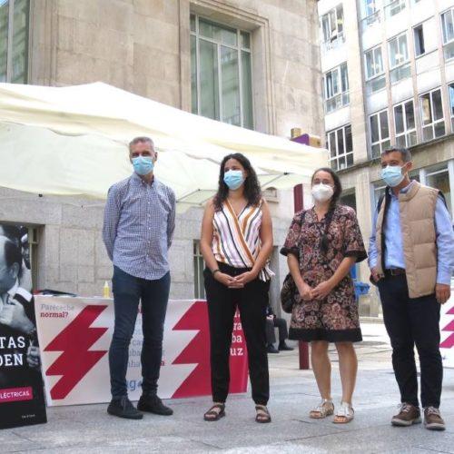 BNG Ourense demanda medidas reais e efectivas que rebaixen o recibo da luz