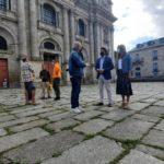 A Xunta acomete novas actuacións arqueolóxicas no claustro e no adro da catedral de Lugo