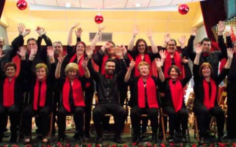 A Coral Cantares de Xinzo celebra o II Encontro de Corais