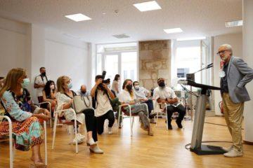 Deputación de Pontevedra expresa o seu pesar polo falecemento de Fran Teixeira