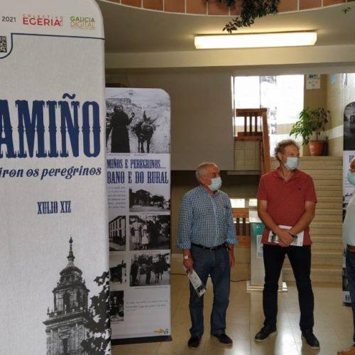 """Presentada en Samos (Lugo) a exposición itinerante """"No Camiño"""""""