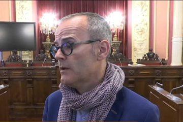 O exalcalde Jesús Vázquez Abad deixa o Concello de Ourense e o Senado