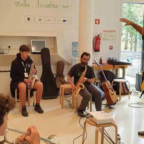 YOUth Grow reúne jovens de Italia, Espanha e Portugal em Paredes de Coura