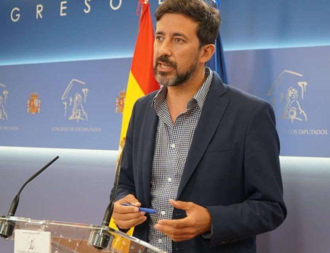 Unidas Podemos pide que se restablezan todos os servizos ferroviarios suspendidos pola pandemia