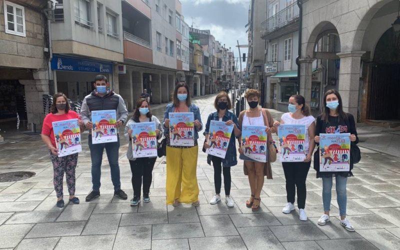 """Presentada no Porriño a 24º edición de """"Merca na Rúa"""""""