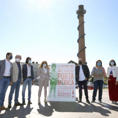 Deputación de Pontevedra organizará en outubro o Festival PortAmérica