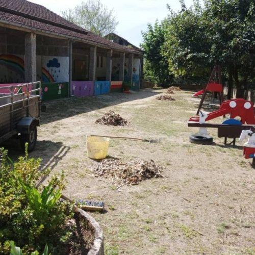 Salvaterra prepárase para o inicio do curso escolar 2021-2022