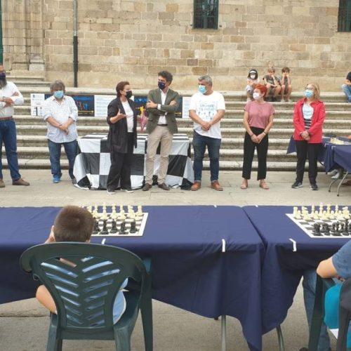 Taboleiro pola igualdade en Lugo