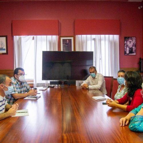 Concello de Tui e a asociación Diversidades Acolle estudan novas vías de colaboración