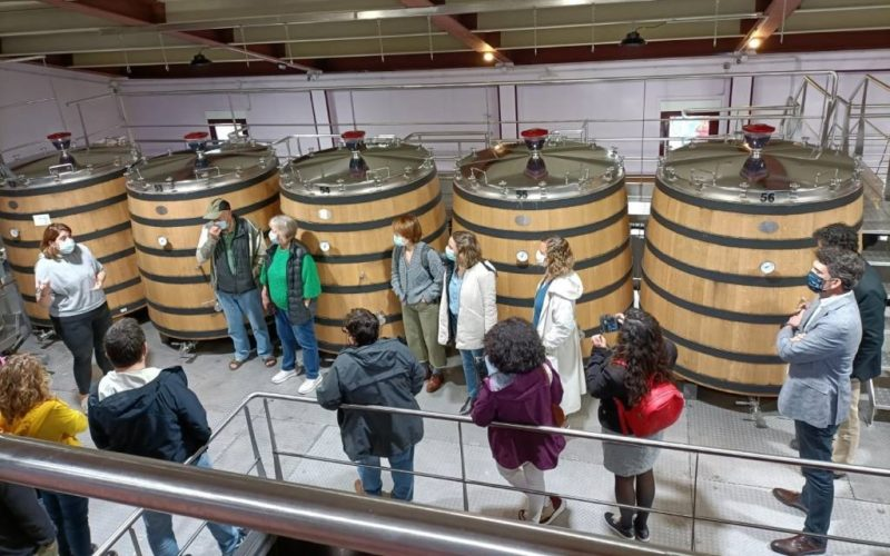 Xornadas de Portas Abertas das Rutas dos Viños en Ribeira Sacra