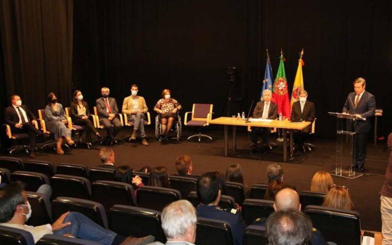 João Manuel Esteves, empossado Presidente da Câmara Municipal de Arcos de Valdevez