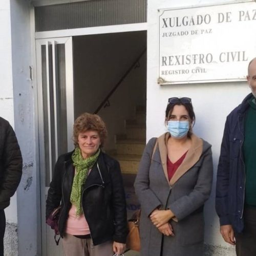 O PP non comparece nos xulgados de Viana do Bolo tras a denuncia do BNG