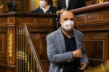 Congreso dos Deputados aproba a iniciativa do BNG sobre os estaleiros de Navantia Ferrol