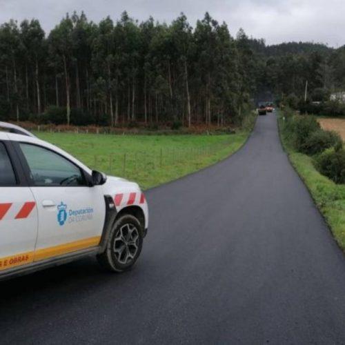 Deputación da Coruña investirá 2,3 millóns € na seguridade viaria