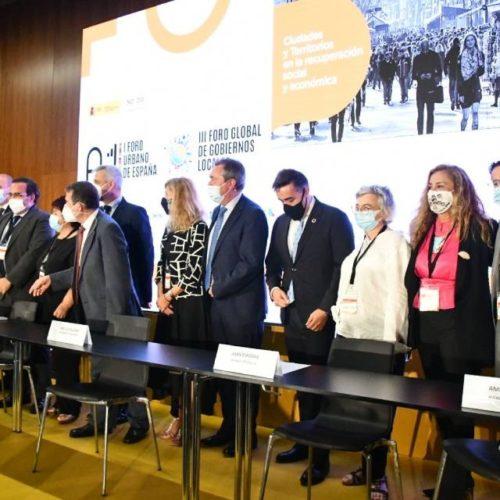 Deputación de Pontevedra impulsa o Foro Local para a Axenda Urbana española