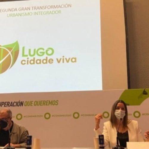 Lugo Cidade Verde define a estratexia de municipio dos próximos anos