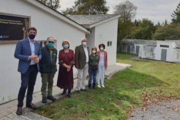 O centro de fauna silvestre do Veral (Lugo) terá novo edificio