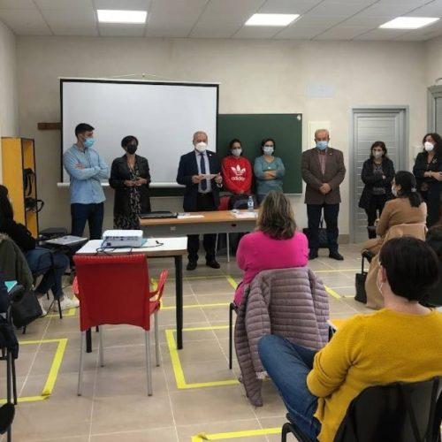 """Obradoiro de Emprego """"Arquivo Dixital-TIC's"""" na Escola taller da Pinguela de Monforte"""