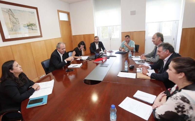 Primeira reunião do novo executivo da Câmara Municipal de Melgaço