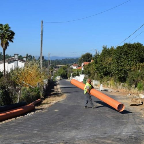 Requalificação da antiga estrada nacional 101 em Monção
