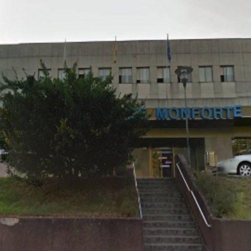 A Xunta  remata as novas áreas de hospital de día e farmacia do Hospital de Monforte