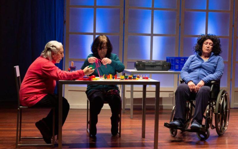 Nova obra de teatro en Monforte