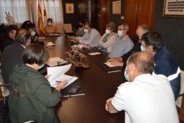 Mos celebra unha reunión sindical sobre o orzamento 2022