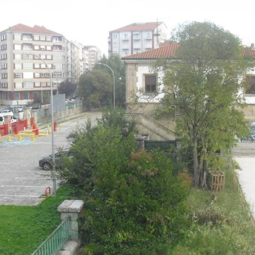 O alcalde de Ourense promoverá a expropiación da antiga estación de San Francisco