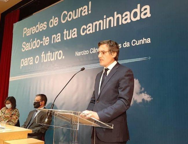 """Paredes de Coura: """"umastartuppolítica que assume os problemas como desafios"""""""