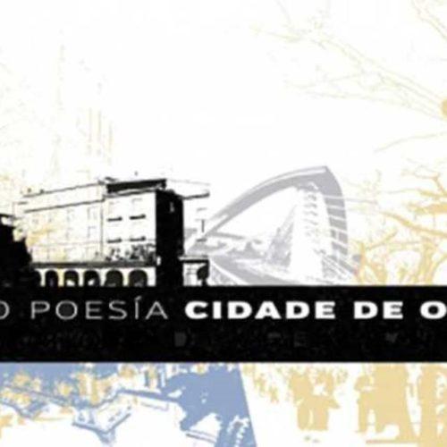 O XXXVII Premio de Poesía Cidade de Ourense é para Antonio Seijas