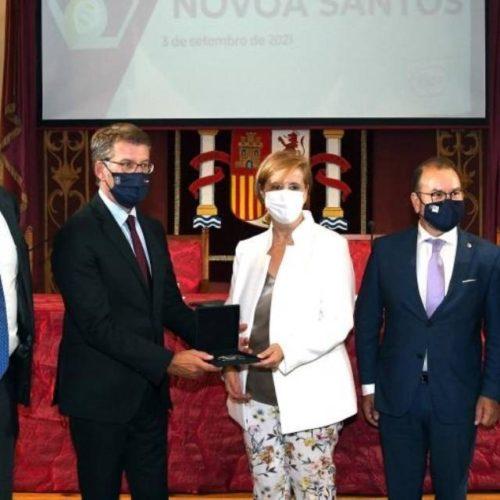 Pilar Rodríguez Ledo, XXII Premio Novoa Santos da Asociación de Médicos Galegos