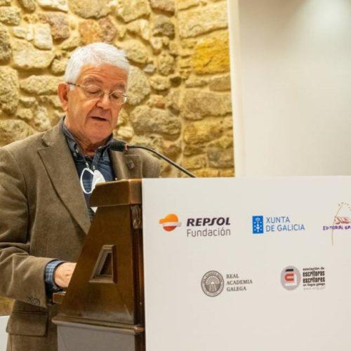 Xosé Monteagudo gaña a XV edición do Premio Narrativa Breve Repsol en Lingua Galega