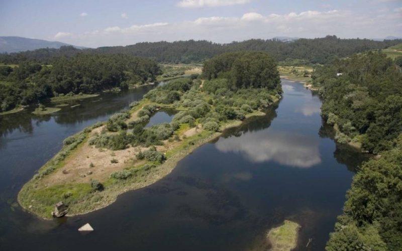 """Proxecto ecoturístico """"Visit Rio Minho"""" chega á Illa Fillaboa en Salvaterra"""