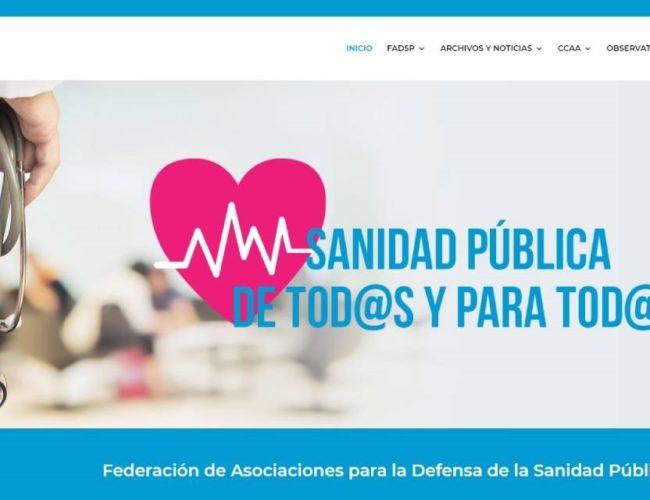 Comunicado de FADSP en defensa da atención primaria