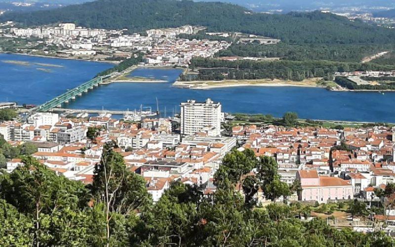 Prédio Coutinho desaparece do horizonte em Viana do Castelo até março de 2022